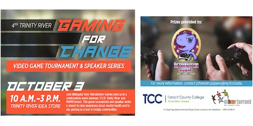 October 2019 Gaming for Change Tournament