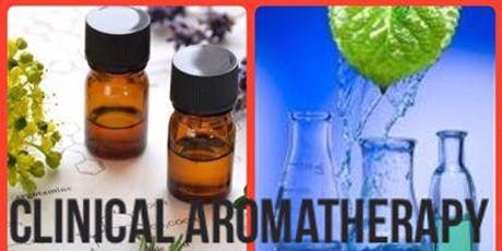 Advanced AROMATHERAPY in a Clinical and Cancer Setting - OBUS  tickets