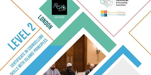 Alif Institute Islamic Counselling Level 2 London