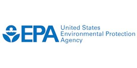 U.S. EPA: Smart Mobile Tools for Field Inspectors Classroom Training (HQ) tickets