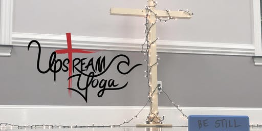 Christ Focused Restorative Yoga with Kelly