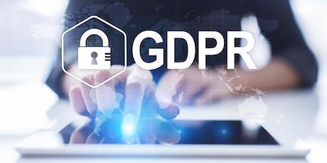 GDPR – Är du förberedd för en granskning? tickets