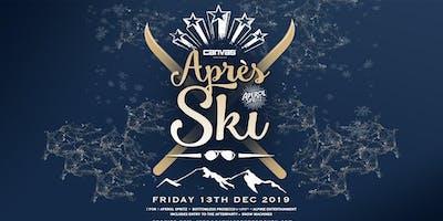 Aperol Spritz present The Apres Ski Christmas Party