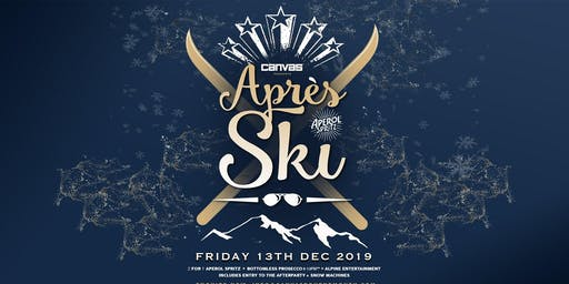 Aperol Spritz present The Apres Ski Christmas Party