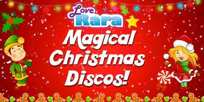 Love Rara Magical Christmas Disco