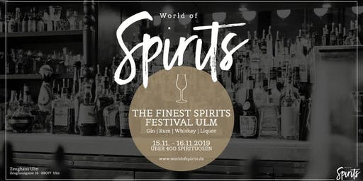 World of Spirits Festival ULM