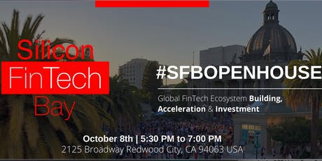 Global FinTech Ecosystem Building, Acceleration & Investment tickets
