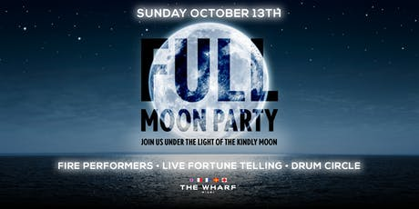 'Kindly' Full Moon Party with Fire Performers, Drum Circle & More! tickets
