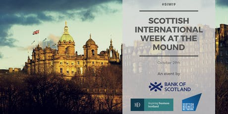 Scottish International Week at The Mound tickets