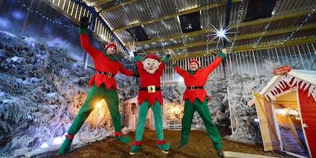 Christmas on the Farm (Santa, Reindeer + Petting Farm) tickets