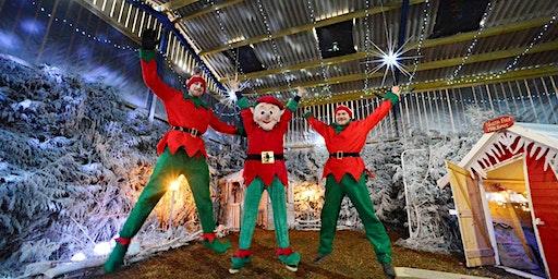 Christmas on the Farm (Santa, Reindeer + Petting Farm)