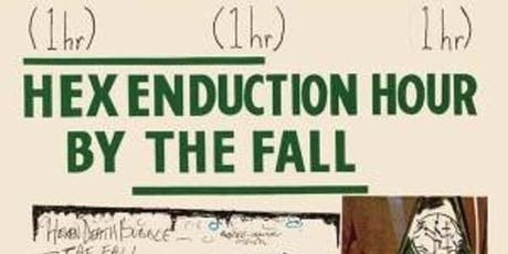Paul and Steve Hanley - The Fall & Hex Enduction Hour tickets