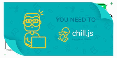Netguru Hangout: chill.js tickets