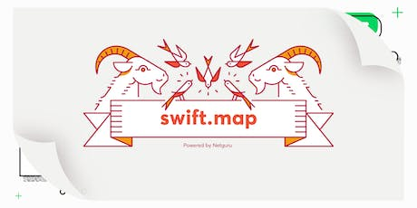 Netguru Hangout: swift.map tickets