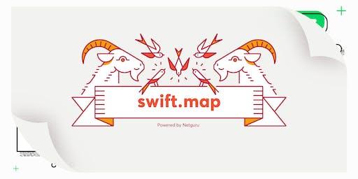 Netguru Hangout: swift.map