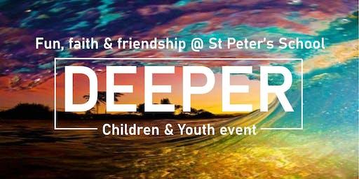 DEEPER children & youth event