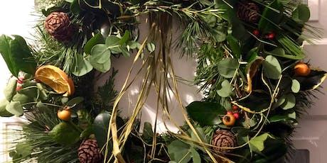 Wreath-Making Workshop tickets