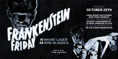 FRANKENSTEIN FRIDAY tickets