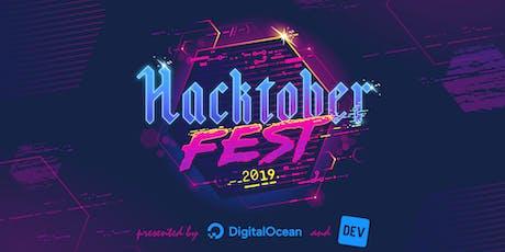 Hacktoberfest biglietti