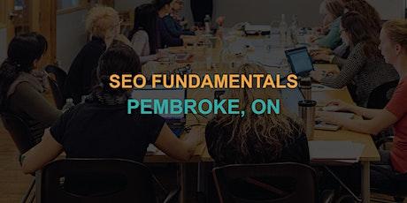 SEO Fundamentals: Pembroke Workshop tickets