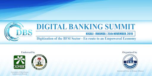 Digital Banking Summit - Rwanda 2019