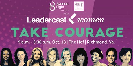 Leadercast Women RVA tickets