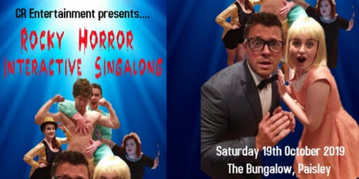 **CANCELLED** The Rocky Horror Interactive