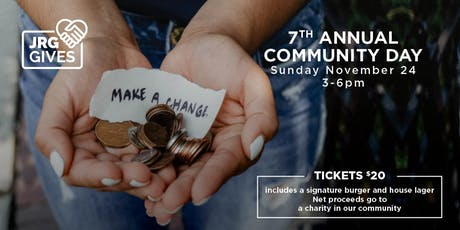 7th Annual Community Day at Townhall Public House South Surrey tickets