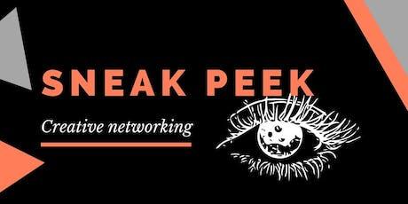 Sneak Peek! tickets
