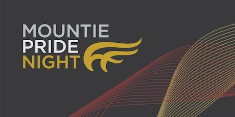 Mountie Pride Night Bermuda tickets