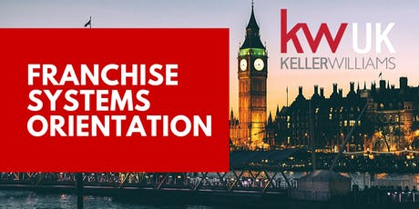 Build A Million Pound Business With Franchise Systems Orientation - KWUK tickets