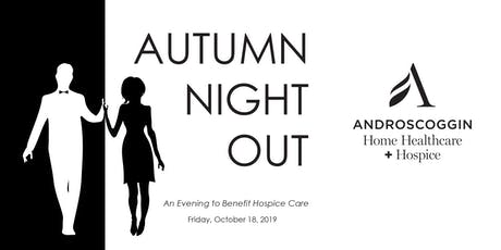 Autumn Night Out tickets