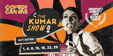 The Kumar Show: October 2019 Edition tickets