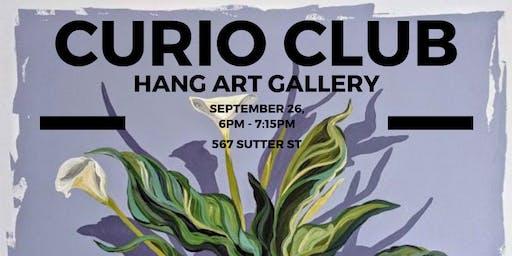 Curio @ Hang Art Gallery