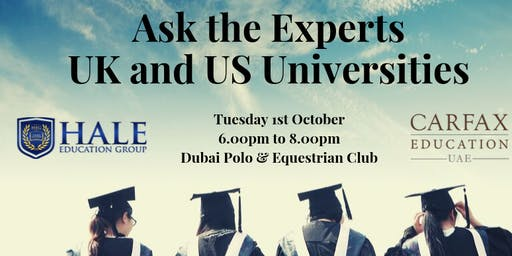 Ask the Experts - UK & US Universities