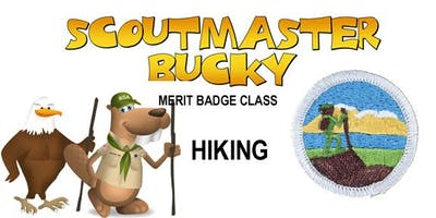 Hiking Merit Badge - 2020-04-25 - Saturday - Scouts BSA