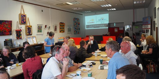 GrowBiz Networking and Drop In Session, Coupar Angus