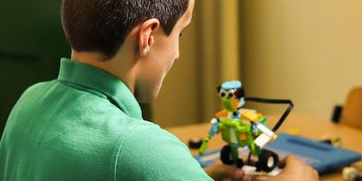 Lego Robotics, Cobham