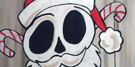 Skully Santa at MadCap Brew Co. tickets