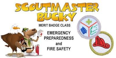 Emergency Preparedness Merit Badge - Class 2020-04-25 - Saturday - Scouts BSA