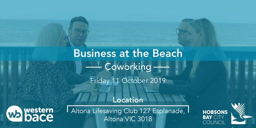 Beach Coworking Pass Fri 11th Oct