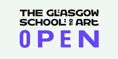 School of Fine Art Postgraduate Open Studio 2020 tickets