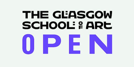School of Fine Art - Postgraduate Open Studio