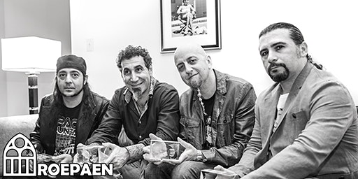 Undercoversessie: System Of a Down • Roepaen Podium