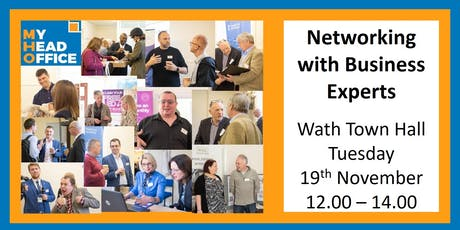Networking with Business Experts tickets