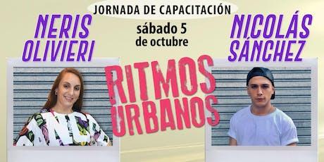 Jornada de RITMOS URBANOS entradas