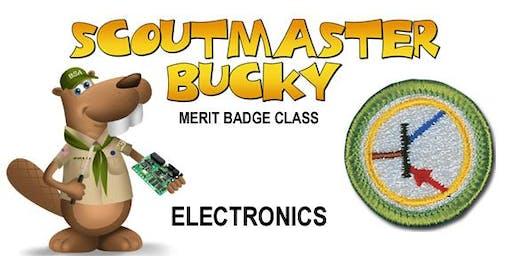 Electronics Merit Badge - 2020-04-25 - Saturday AM - Scouts BSA