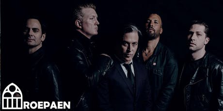 Undercoversessie: Queens of the Stone Age • Roepaen Podium tickets