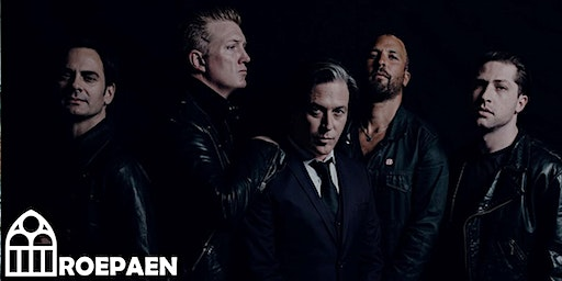 Undercoversessie: Queens of the Stone Age • Roepaen Podium