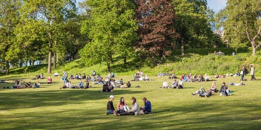 Parks and People, Stronger Together - South West